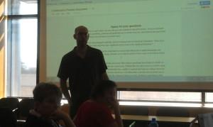 Rick Fisher talks about Google Docs