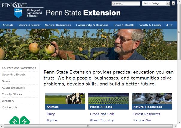 PSU Extension