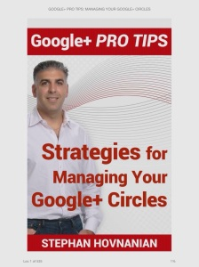 Strategies for managing your Google+ Circles