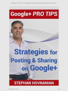 Strategies for Posting & Sharing on Google+