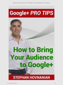 How to Bring Your Audience to Google+