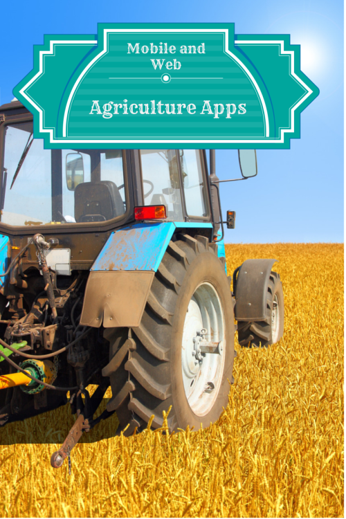 Mobile and Web Ag Applications