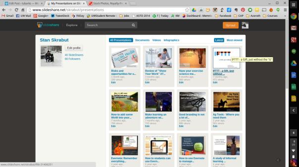 Slideshare.net screenshot