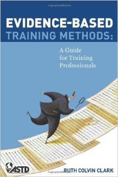 Evidence-Based Training Methods book cover