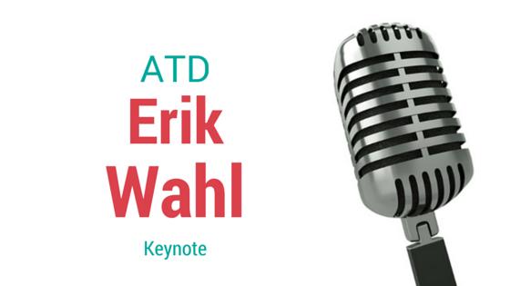 ATD Keynote: Erik Wahl