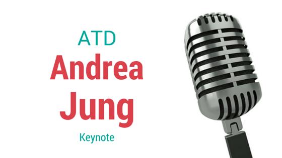 ATD Keynote - Andrea Jung