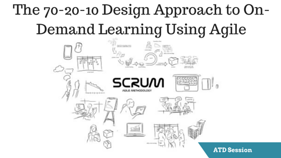 The 70-20-10 Design Approach to